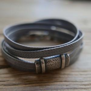Men's Vegan Bracelet - Men's Bracelet - Men's Jewelry - Men's Gift - Husband Gift - Boyfriend Gift - Gift For Dad - Present For Men - Male