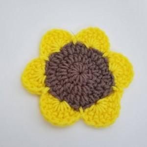 Flower Coaster Set (Set of 5)