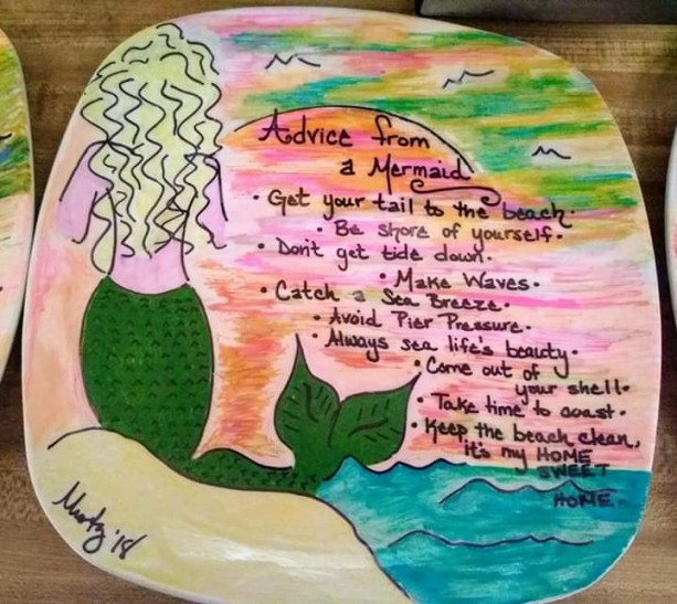 """Advice from a Mermaid"""