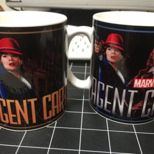 Custom Made Agent Carter 11oz Coffee Mug