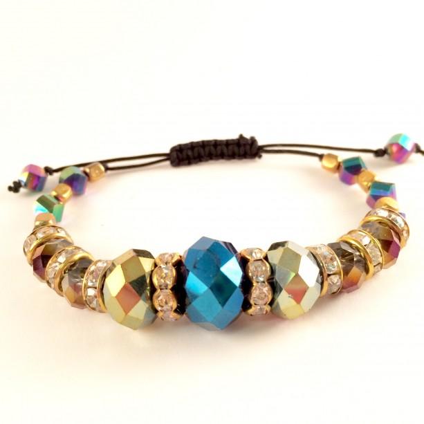 The Jewels of Taj Mahal Bracelet