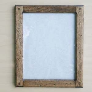 Forever 8x10 Distressed  Hard Maple picture frame