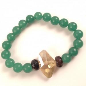 Lucky crystal bracelet