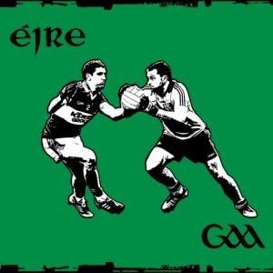 Gaelic Football Eire T-Shirt