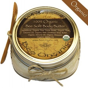 Bee Organic Bee Soft Body Butter