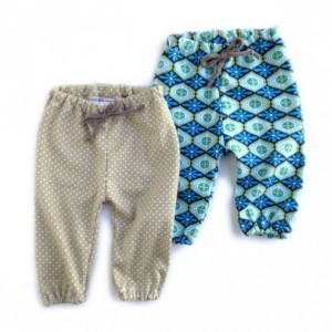 Old School Sweat Pants - Organic Baby Pants