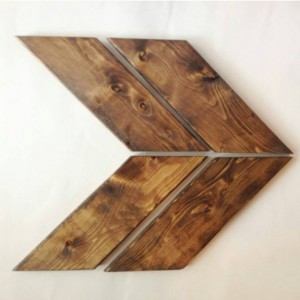 Wooden arrow rustic decor
