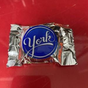 York Peppermint Patty Dark Chocolate Fudge   *nut free* 1/2 pound  **FREE SHIPPING**