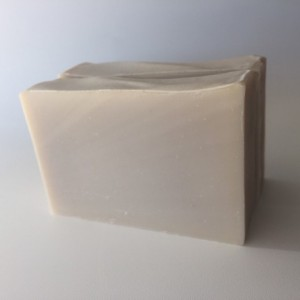 Oatmeal milk and honey scented bastille soap vegan soap coconut oil free soap