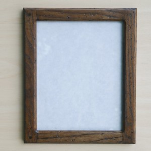 Forever 8x10  Distressed Oak picture frame