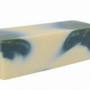 Natural Handmade Artisan Soaps 3lb Cake: Wide Variety of Beautiful Scents and Colors
