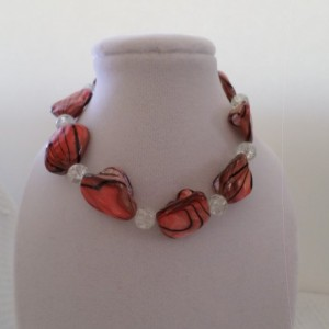 Mother-Of-Pearl Shell Bracelet