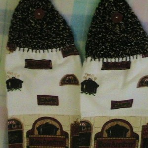 Hanging Towel Set
