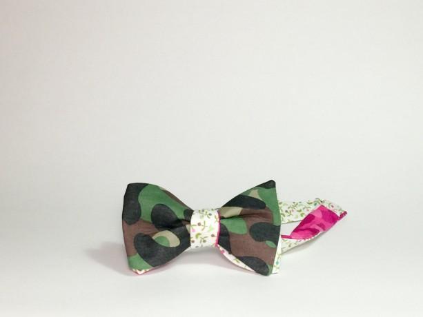 reversible bow tie self tie bowtie magnet bow tie groomsmen tie wedding tie camouflage bow tie camouflage pink camouflage flower tie for men