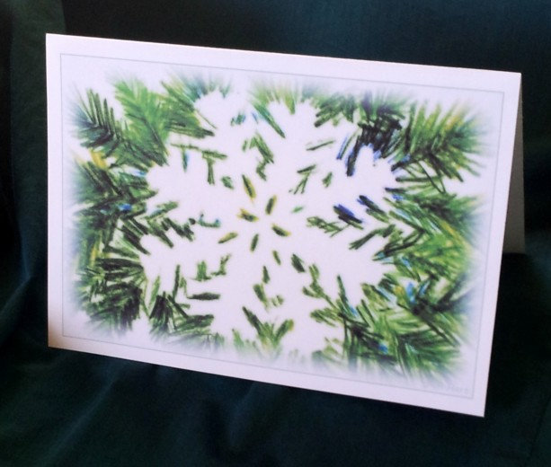 Snowflake series #2