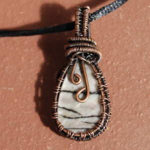 Jasper Pendant - A small beauty for anytime wear