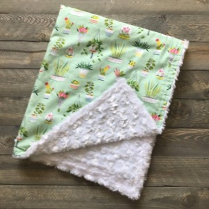 Gender neutral personalized baby boy baby girl girl blanket/security blanket/baby shower gift/baby coming home gift