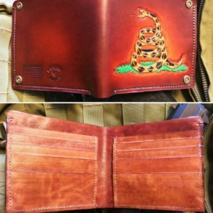 Badluckleather Wallet
