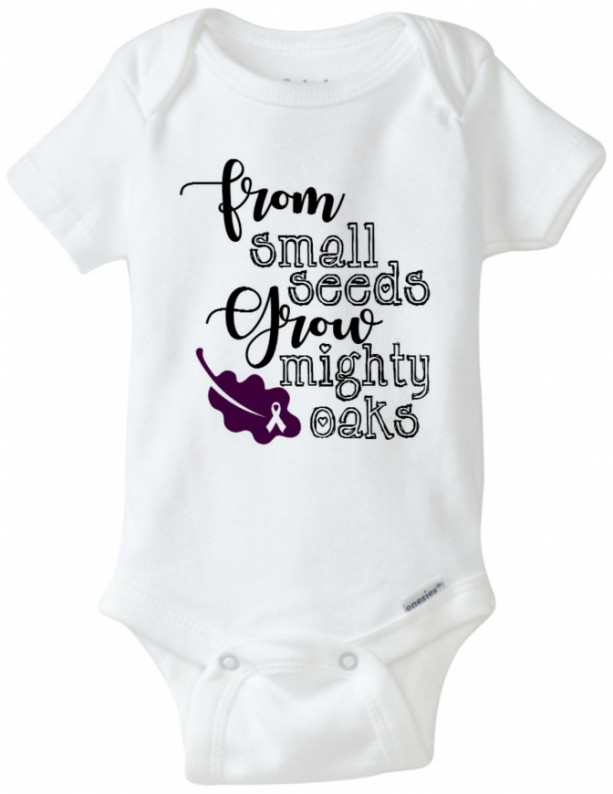 From small seeds grow mighty oaks shirt