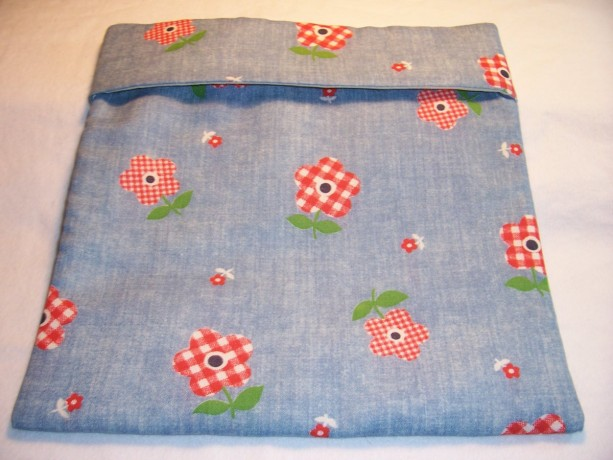 Flower Print Microwave Bake Potato Bag,Bake Potato,Kitchen,Gifts,Housewarming