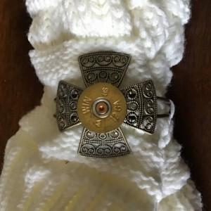 12 gauge bracelet