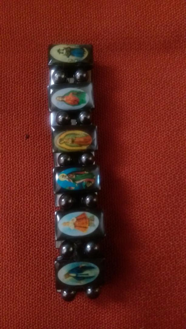 Stretchy Saints Bracelet