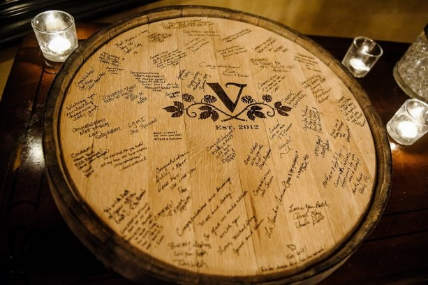 BARREL ART Collection - Custom Engraved Lazy Susan - Personalized Lazy Susan / made from reclaimed Napa wine barrels - 100% Recycled!