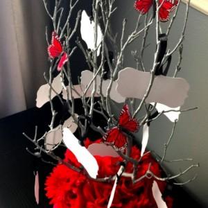 Manzanita Tree.Wishing Tree. Table Centerpiece. Baby Shower, Birthday. Wedding.