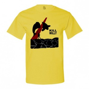 Kill Willy - Men's T-Shirt
