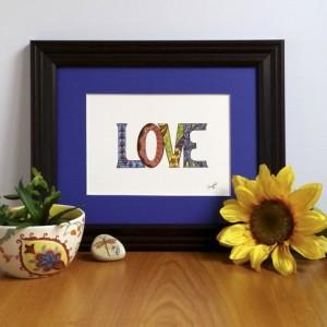 Love Fine Art Print,