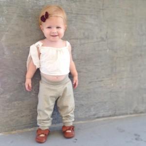 Organic Jogger Pants - Baby, Toddler, Child
