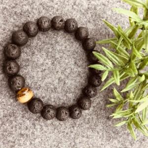"""8"""" Masculine Stretch Bracelet"""