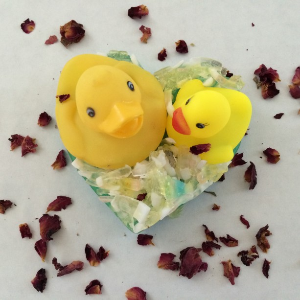Uplifting Love Duck Soap