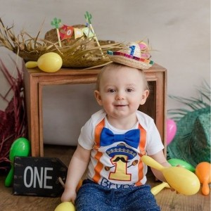 Boy first birthday Cinco de Mayo First birthday  baby boy cake smash one year outfit Fiesta birthday outfit birthday Cinco de Mayo birthday