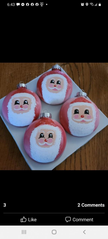 HO-HO-HO Santa on his way...
