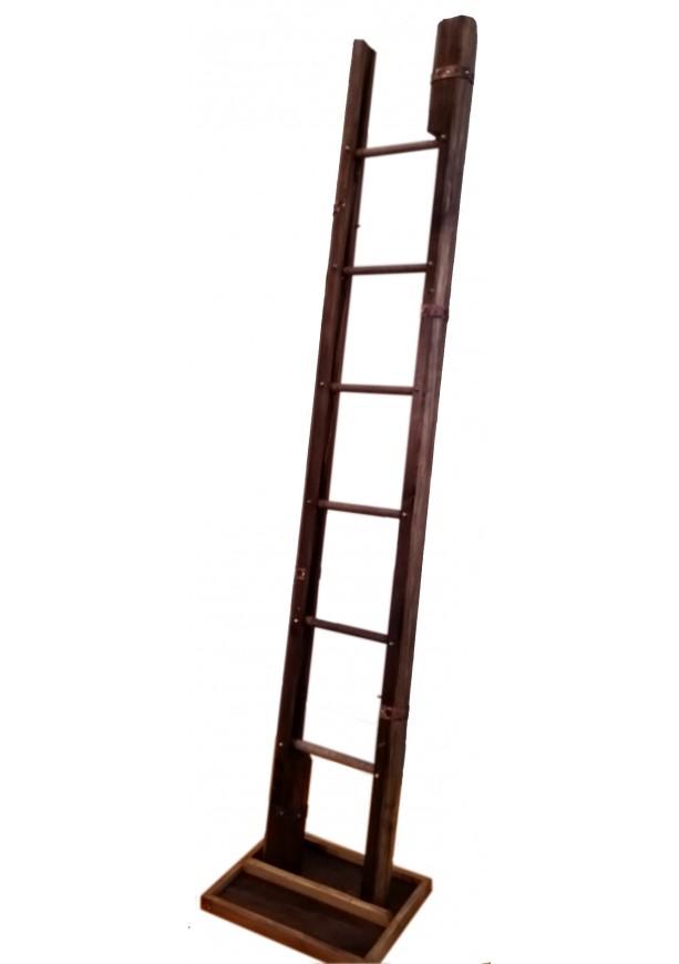 Jefferson Collapsible Folding Ladder