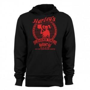 Harley Quinn's Hammer Time Absinthe Hoodie