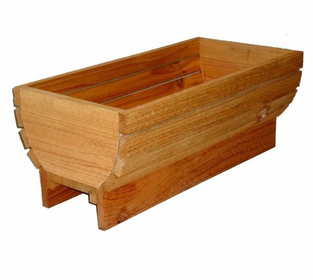 Arched Deck Rail Planter Box