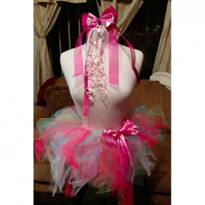 Tutu Set (4-8 YRS old)