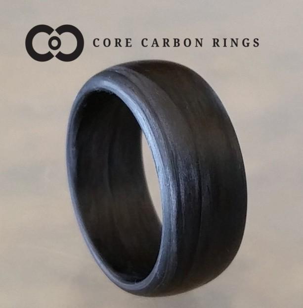 Carbon Fiber Legacy Ring