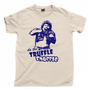 The Goonies Men's T Shirt, Chunk Truffle Shuffle The Goon Docks Astoria Unisex Cotton Tee Shirt