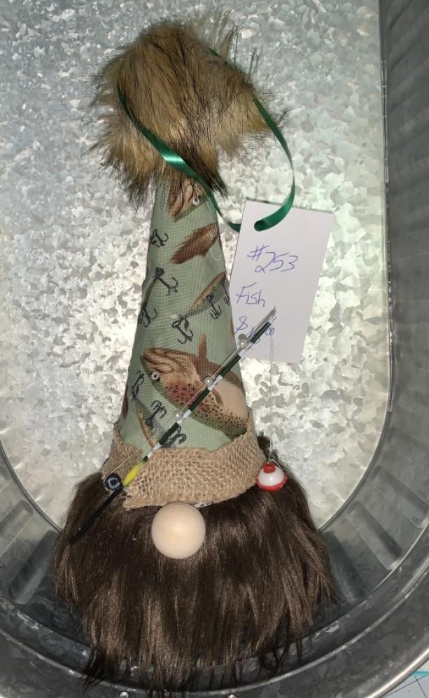 Trout gnome