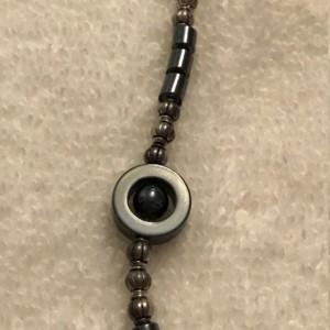 "Steampunk Spirit handmade necklace 19"" long"
