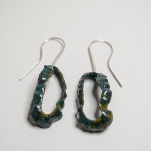 Sea creature earrings