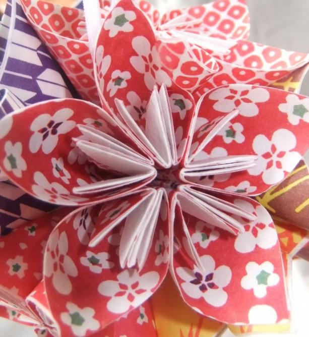 kimono origami christmas tree ornament aftcra
