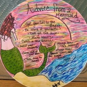 """Advice from a Mermaid"""