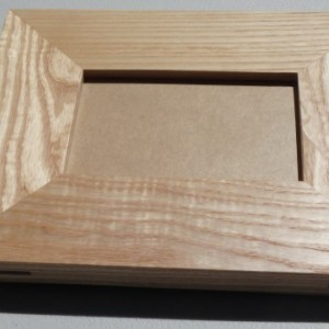 Ash/Walnut 4x6 Picture Frame
