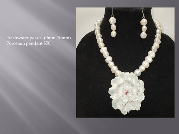 Pearls & Porcelain