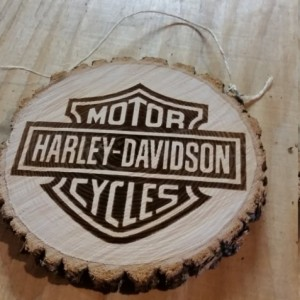 Custom Engraved Log Plaque/Sign 10 inch Personalized