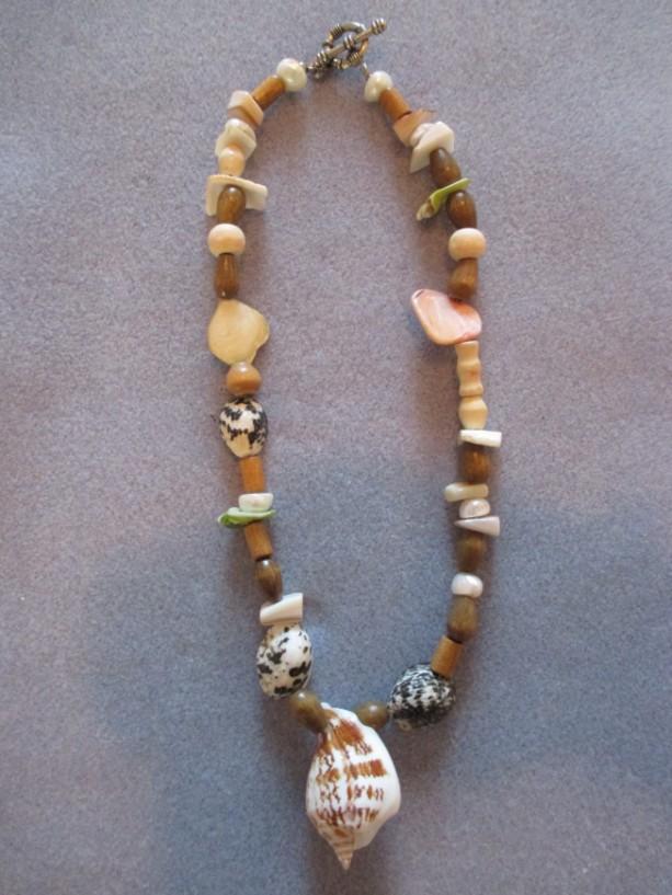 Seadrift Ladies Necklace